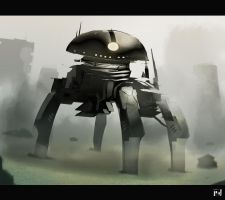 unrobot by Callesw