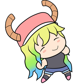 Smol Lucoa by CawinEMD