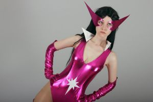 Star Sapphire cosplay 4 by Shiera13