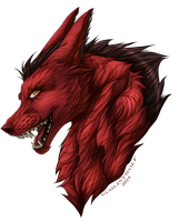 .:Gift:. Hatered by SilintWolf