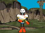 Papyrus was Okamitized by Gale-Kun