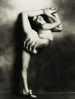 Vintage Stock - Dancer by Hello-Tuesday
