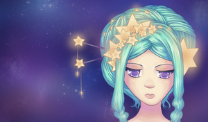 The Stars by Silver-Day