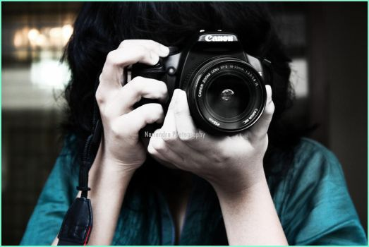 I love your camera by ArienD