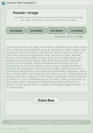 JRNL Skin - Free Template 1 by firstfear