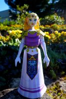 Zelda - Leader of the Sages by studioofmm