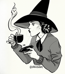 Poisonous (inktober 2018) by Natello
