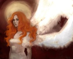 Angel by AntheiaVaulor