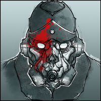 Yet Another Helghast by Rafta