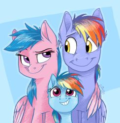 Dash Family Photo by Graystripe64