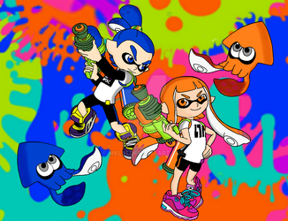 Splatoon by mkl91