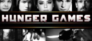 Hunger Games Cast Banner by Liliah