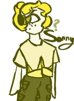 Sonny Transparent by MaybeCrazy010