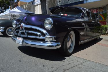 1951 Hudson Hornet Sedan III by Brooklyn47