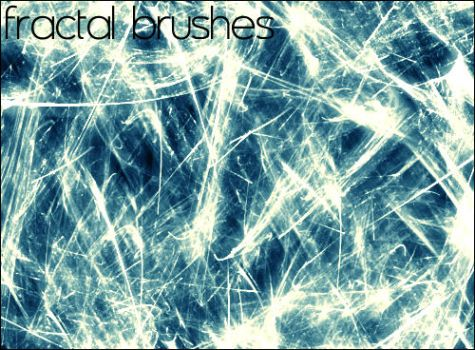 Fractal Brushes by Zellow