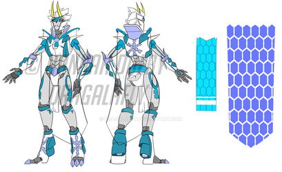 Neigemus Redesign Reference by Dragalafly