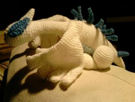 Lugia by crocheter