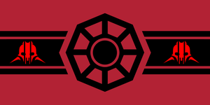 Flag of the Ka'Leth Assembly by Orca217
