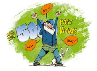 5000 pageviews by migouze