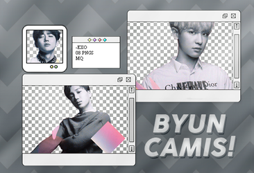 [PNG PACK #247] EXO by fairyixing