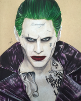 The Joker by MissMinority