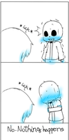 SansxFrisk - comic Part 2 by indira0002
