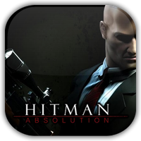 Hitman Absolution Game Icon by Wolfangraul