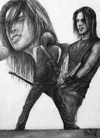 Tribute to Matt Tuck by GuardianOfShigeru