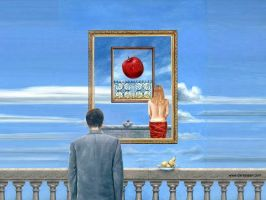 Apropos To Magritte by darastean