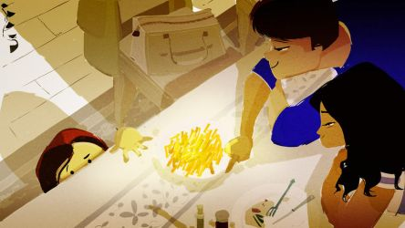 Home fries by PascalCampion