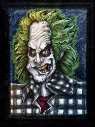Beetlejuice by MRHaZaRD