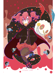 sweets witch by 7-8jf