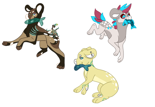 Gift: Fish Batch by SlayersStronghold