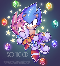 SONIC WARRIOR by DP-draws-stuff