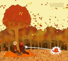 Autumn in Voss - SWTOR by Poticceli