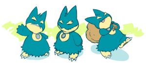 Murdoch the Munchlax