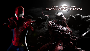 The Amazing Spider-Man 3 Carnage Poster by ProfessorAdagio