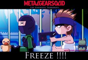 freeze by Otaku-J