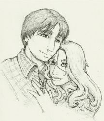 Joseph and Kaylee by Kimmers4Ever