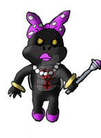 Wendy O Koopa Heartless KH Jurassic Revolution by DrPingas