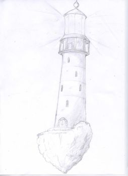 Lighthouse by PeterNTange