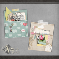 Memory Pockets by DaydreamersDesigns