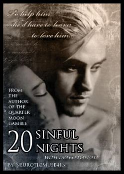 20 Sinful Nights Cover - New by AriadneInLove