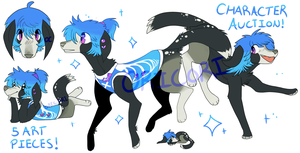 Character Bundle Auction! CLOSED by LucidNaturae