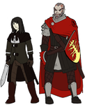 Theofeld and Toland ver2 by drowtales