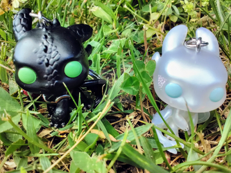 How To Train Your Dragon Funko Pop Keychains by Venoms-Lil-Nibble