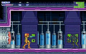Metroid 3DS Mockup by Ridley126