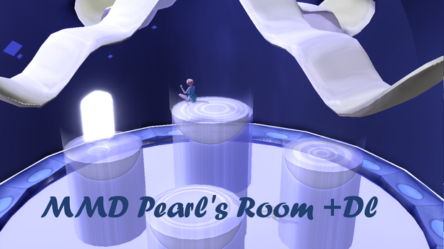 [MMD x Steven Universe] Pearls Room +DL by TsunLion