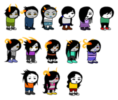 Ministrife Adopts [#5 OPEN] by SpaceburgerParadise