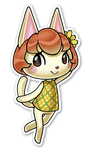 Felicity (ACNL) by AyleenSeraph